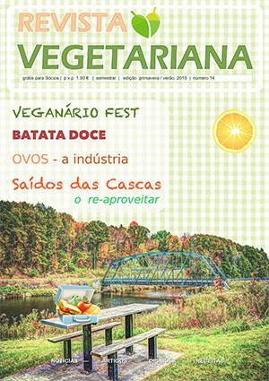 Revista Vegetariana - Edição outono/inverno 2014