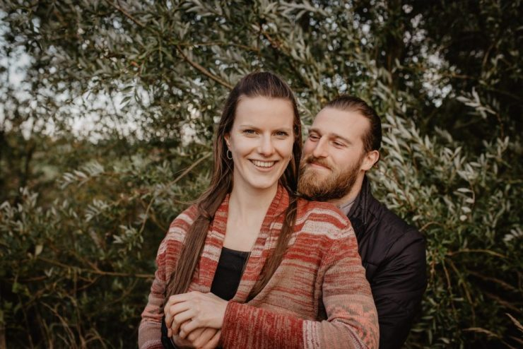 Dutch-English Vegan Couple testimonial