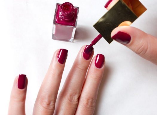 Vegan Nail Care And Beauty Products