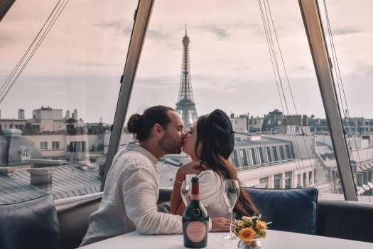 best vegan dating spots in Paris