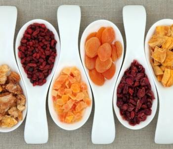 Dried fruit varieties