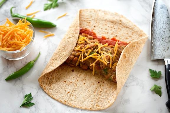 Image result for Basic Burrito