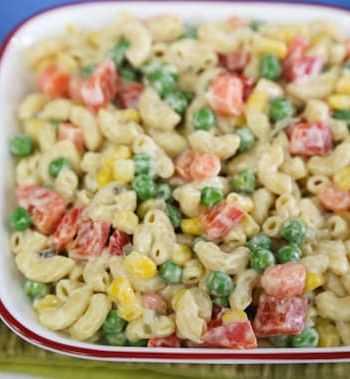 Macaroni Confetti Salad