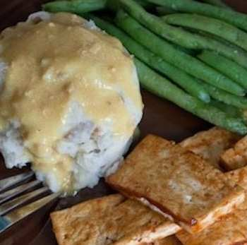 vegan sage gravy