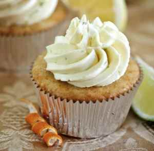 The VegKitchen's Vegan Easter Recipes: Lemon lime cupcakes