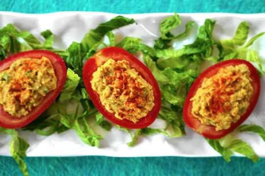 Deviled tomatoes recipes
