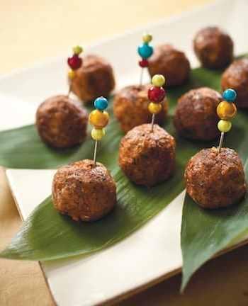 Walnut Meat-less Balls