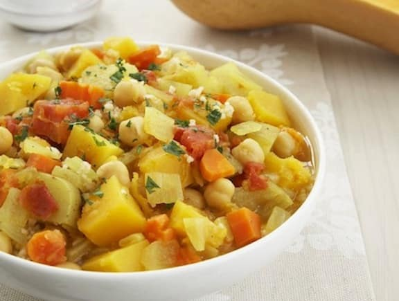 Moroccan Vegatable Stew from Vegan Soups and Hearty Stews for All Seassons
