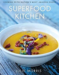 Superfood kitchen by Julie Morris