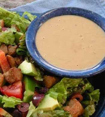 Hearty Seitan Salad