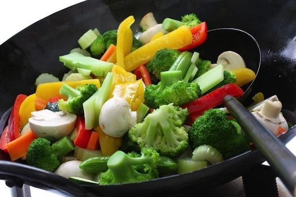 Vegetable Stir-fry recipe