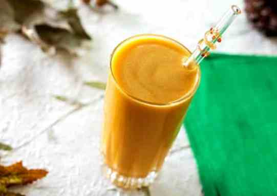 Butternut squash smoothie