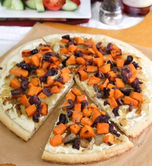 Vegan Pizza Recipe, From Veg Kitchen