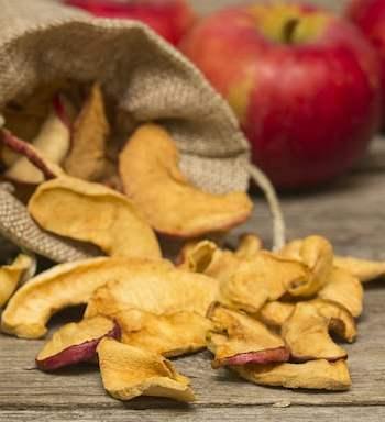 Cinnamon dried apples recipe