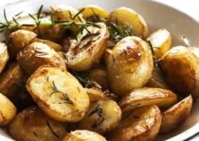 Rosemary Sautéed Potatoes