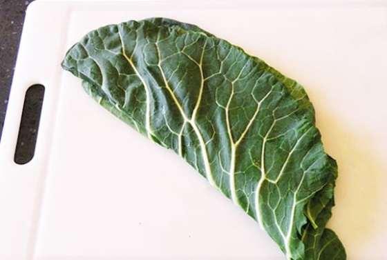 How to prepare collard greens