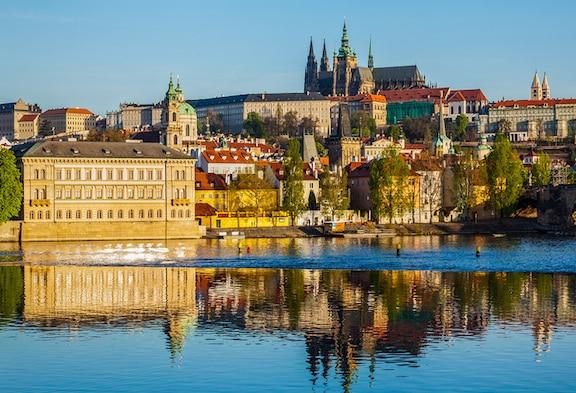 Prague Panorama, Czech Republic