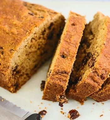Cinnamon-Raisin Quick Bread