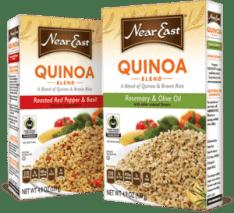 Near East quinoa brown rice pilaf