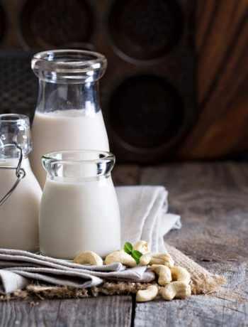 how to make cashew milk