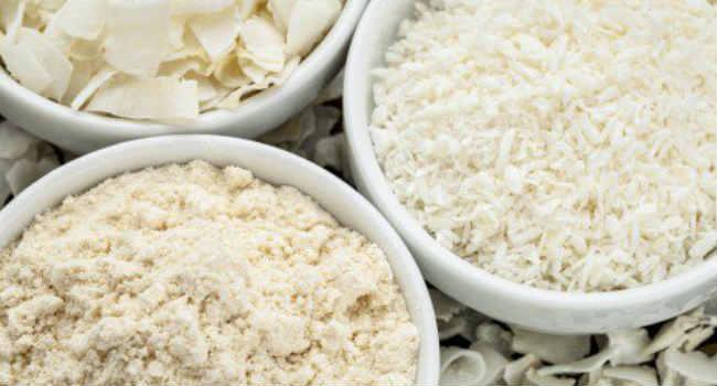 Farina Di Cocco O Cocco Rapè Proprietà Ricette E Consigli
