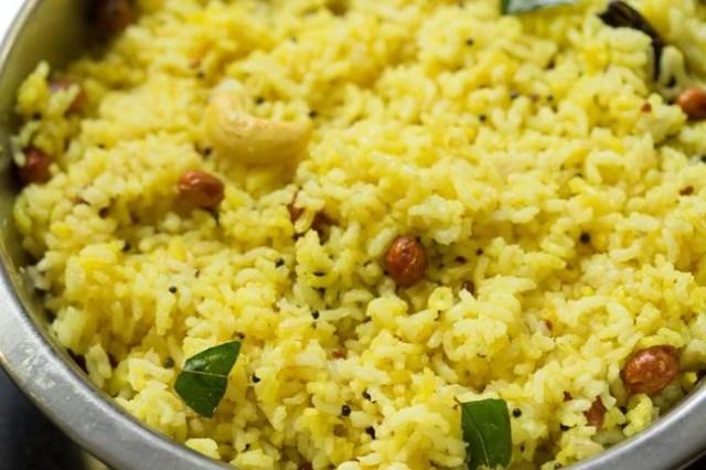 Image result for lemon Rice
