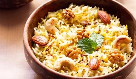 Kashmiri Pulao » Dassana's Veg Recipes