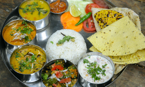 Lunch & Thali Meals