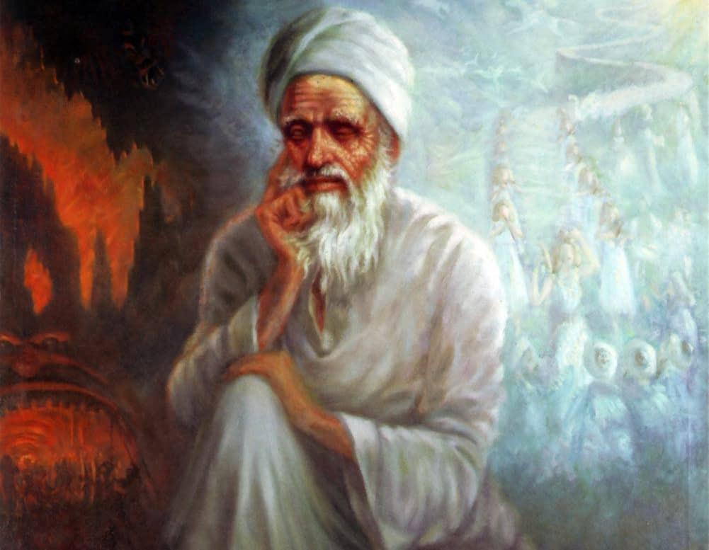 المعري أول نباتي في التاريخ AL-MA'ARRI The First Vegan In The Recent History