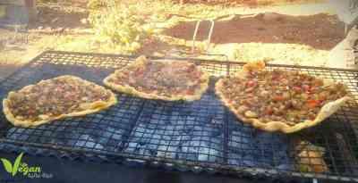 طريقة تحضير فطائر بروتين القمح