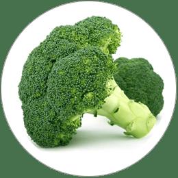 Sulforaphane from broccoli