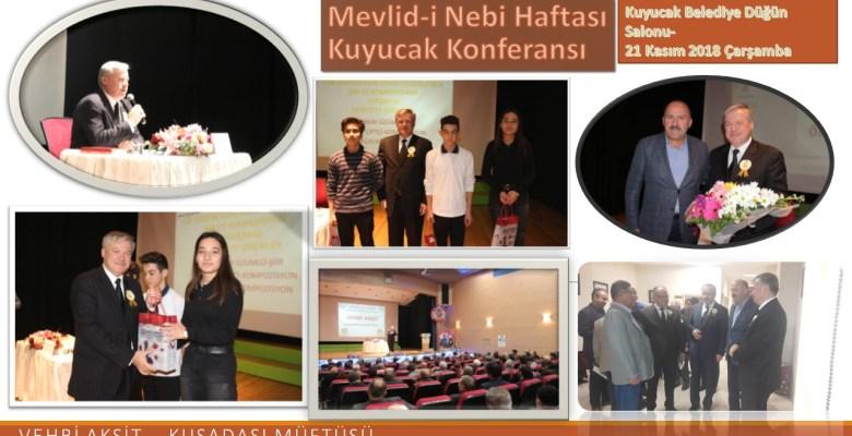 Mevlid-i Nebi Haftası Kuyucak Konferansı
