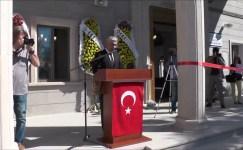 Davutlar Hikmet Bayrak Camii Açılış Töreni