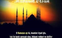 Ramazan Bayramı Duası