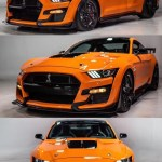 Mustang Gt500 Style Bumper 2015 2016 2017