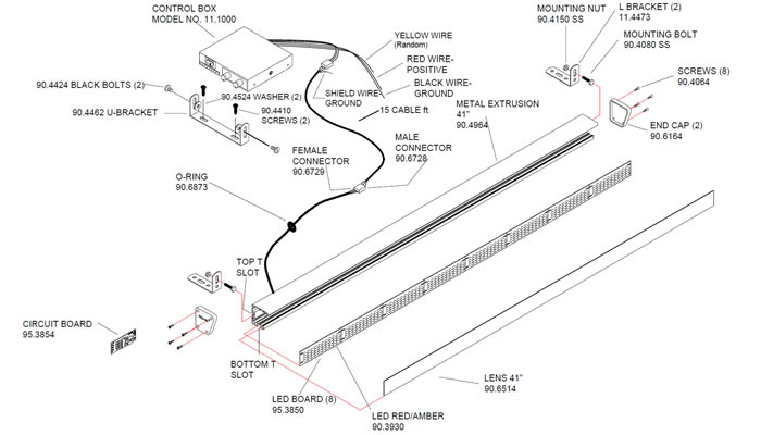 Wireing Harness For Whelen : 26 Wiring Diagram Images