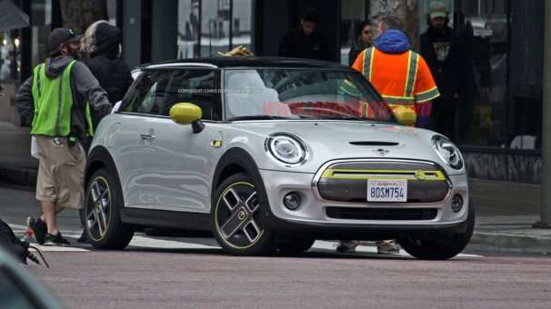 MINI Cooper S E, Foto: Automotive, Chris Doane