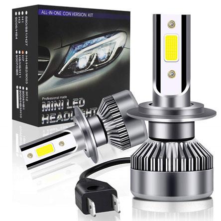 kit LED H7 auto