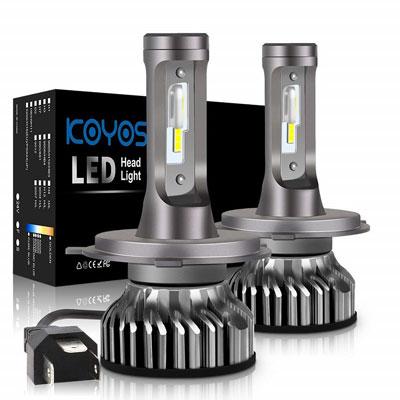 migliori lampade H4 effetto xenon in commercio
