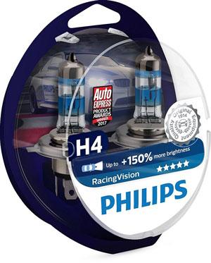 Scegliere le lampadine H4 per auto in commercio