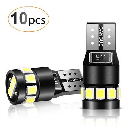 migliori luci LED per plafoniera Auto