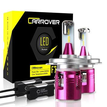 Lampada effetto xenon VS lampada LED per auto