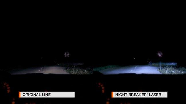 Recensione lampadine Osram Night Breaker Laser
