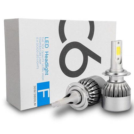 come scegliere le lampade per moto a LED