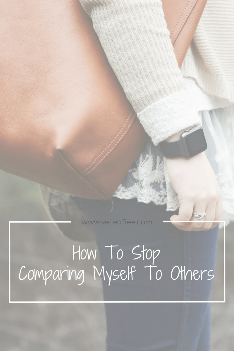 comparing myself to others