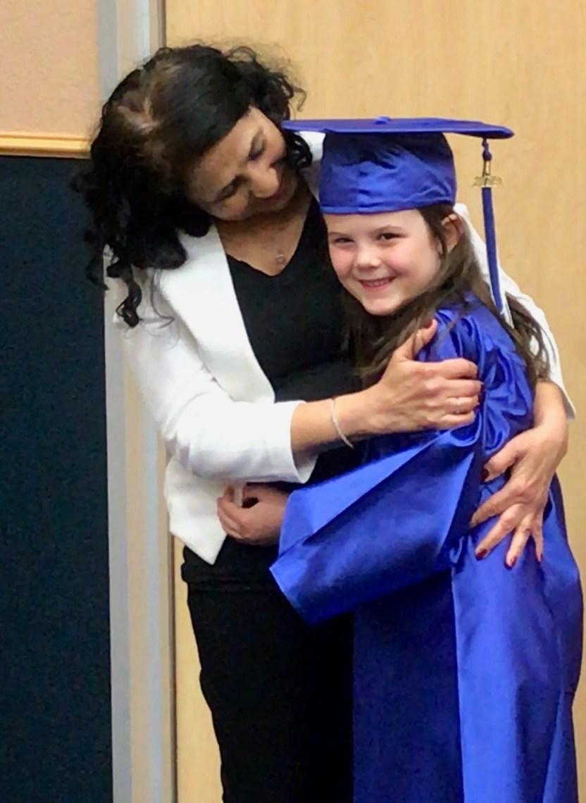VeiledFree Kinder Graduation