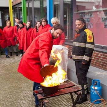 BHV opleiding incl. brandpreventie