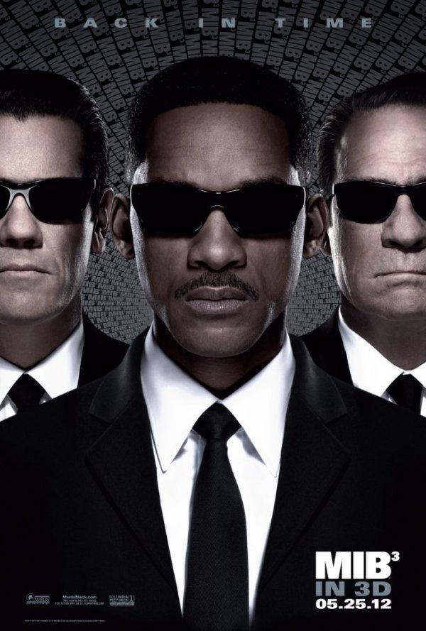 MIIIB - Men In Black 3 movie poster
