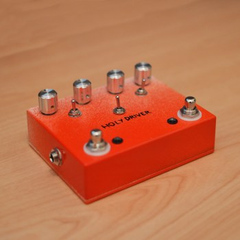Holy Driver Overdrive and Boost Pedal
