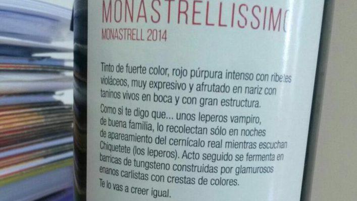 Monastrellisimo